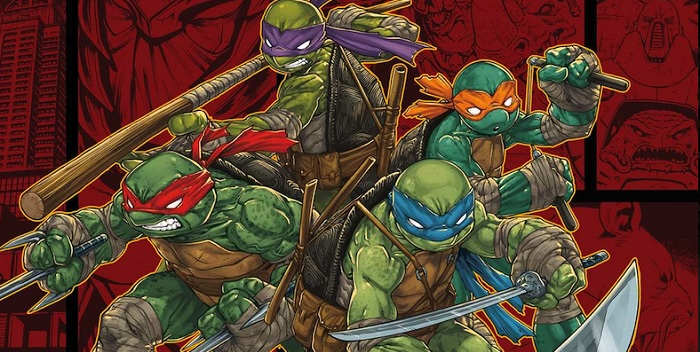 PlatinumGames : un premier artwork pour Teenage Mutant Ninja Turtles