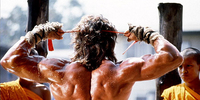 Stallone remet son bandeau pour la série Rambo : New Blood