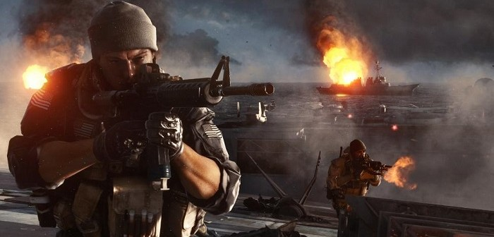 [Test] Battlefield 4 : feel the battlefield !