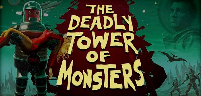 The Deadly Tower of Monsters une vidéo après l'avarie !