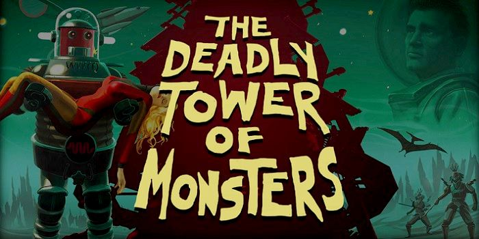 The Deadly Tower of Monsters une vidéo après l'avarie !