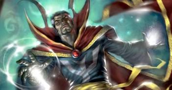 Un artwork de Doctor Strange dévoilé par Disney !