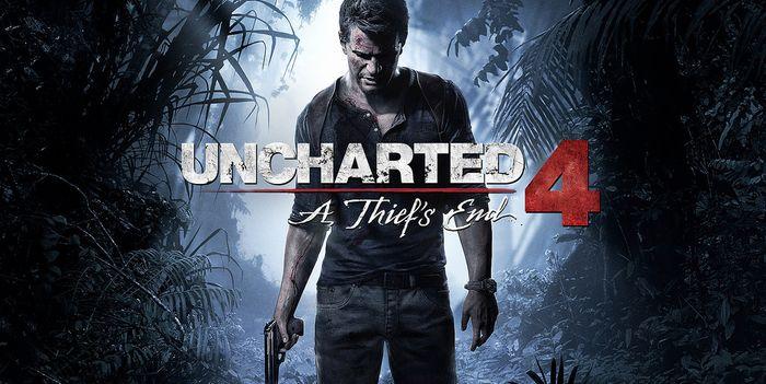 Uncharted 4 : A Thief's End repoussé pas Square Enix