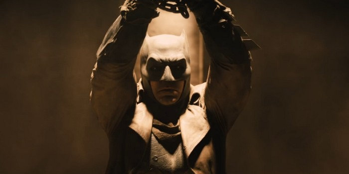 Batman v Superman : une scène de cauchemar et l'arrivée de Flash ?