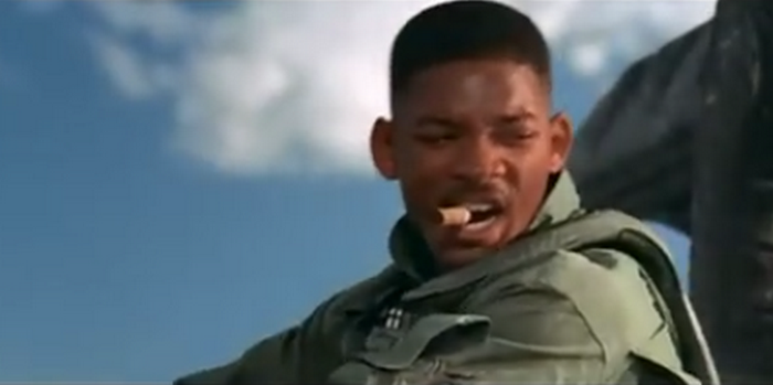 Will Smith regrette l'absence de son personnage dans Independance Day 2