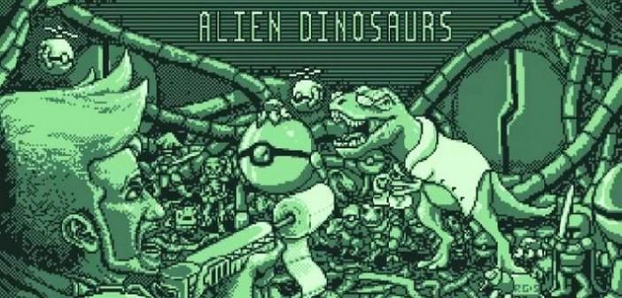 Apres le Steam Greenlight, Alien Dinosaurs débarque sur Wii U et 3DS !