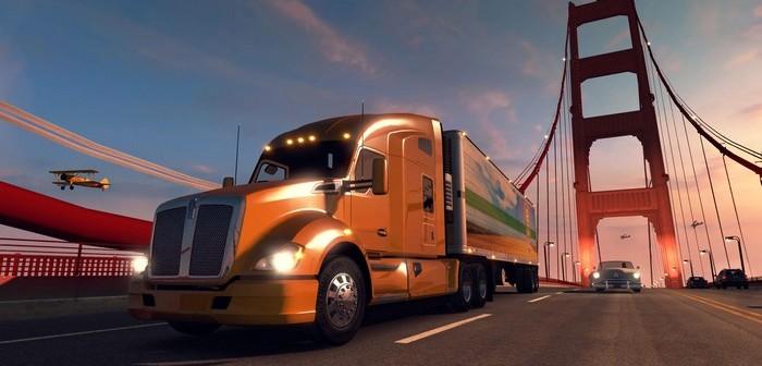 American Truck Simulator : du gros, du lourds du 18 roues !