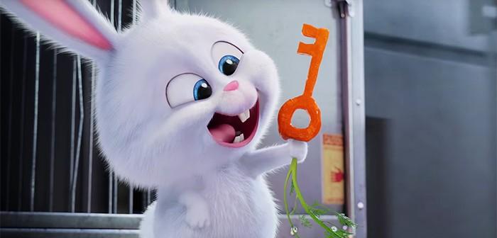 Comme des Bêtes : le trailer de Snowball !