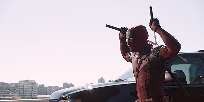Deadpool parodie le retour d' X-Files !