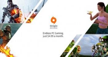 Electronic Arts annonce son abonnement Origin Access sur PC