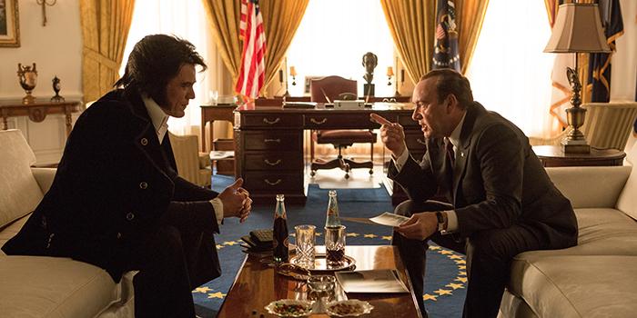 Elvis & Nixon : le trailer d'une réunion rock'n'roll au sommet !