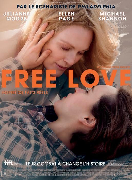 Free LoveAffiche