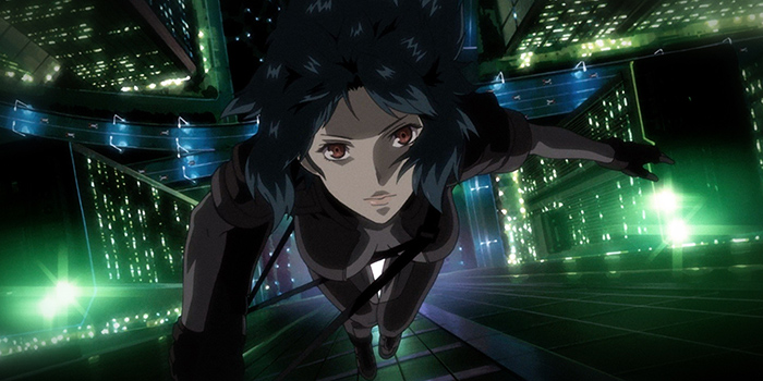 Ghost in The Shell dans les cartons de Paramount !