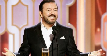 Golden Globes 2016 Ricky Gervais
