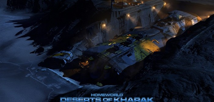 Homeworld: Deserts of Kharak le trailer de lancement PC !