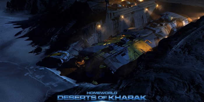 Homeworld: Deserts of Kharak le trailer de lancement PC !