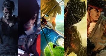 Les jeux 2016 les plus attendus de la rédac' !
