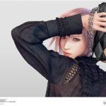 Lightning prend encore la pose pour Louis Vuitton_