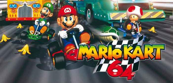 Mario Kart 64, l'un des meilleurs jeux Nintendo 64, revient sur Wii U