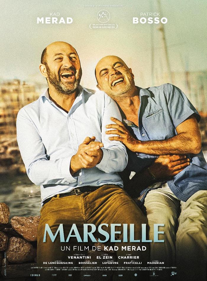 Marseille : le nouveau film de Kad Merad en images !