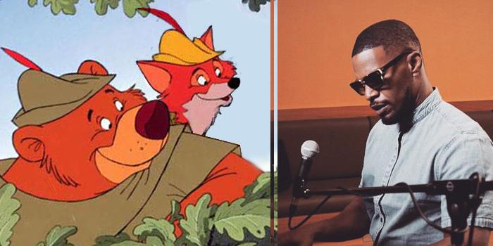 Robin Hood – Origins : Jamie Foxx sera Petit Jean !