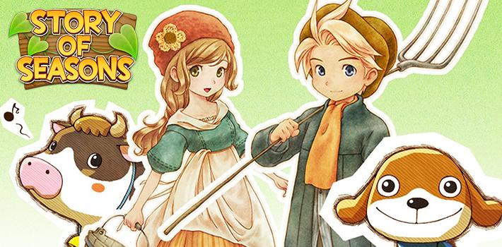 Un nouveau Story of Seasons pour les 20 ans de la série !