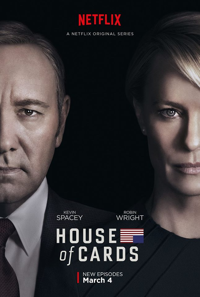 House of Cards : Frank vs Claire Underwood dans un long teaser