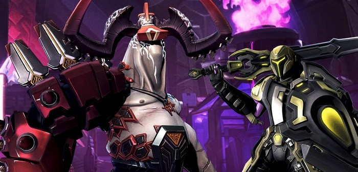 Attikus et Galilea rejoignent Battleborn !