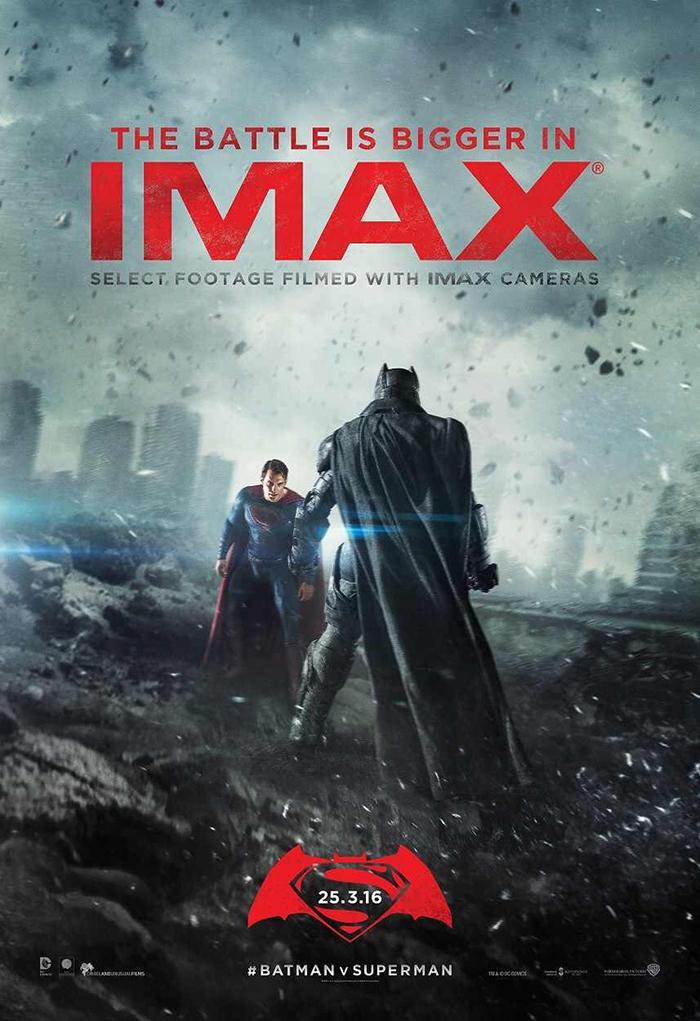 Batman v Superman : le dernier trailer en faveur de Batou !