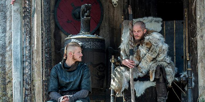 [Critique] Vikings S04E01 : Hail to Ragnar !