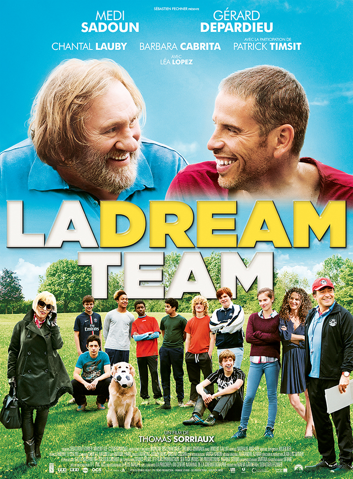 La Dream Team : bande-annonce footballeuse !