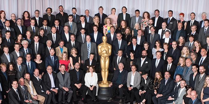 La photo de classe des nominés aux Oscars 2016 !