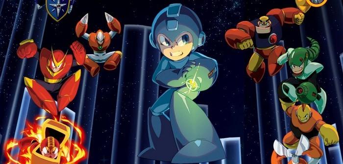 Mega Man Legacy Collection vient d'arriver sur 3DS!