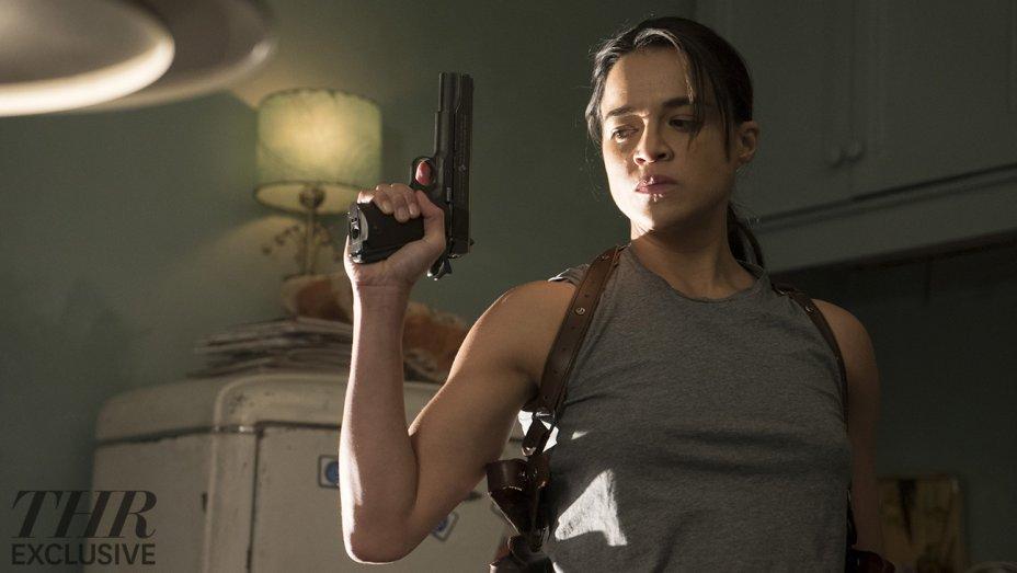 Michelle Rodriguez en transgenre dans Tomboy a Revenge's Tale !