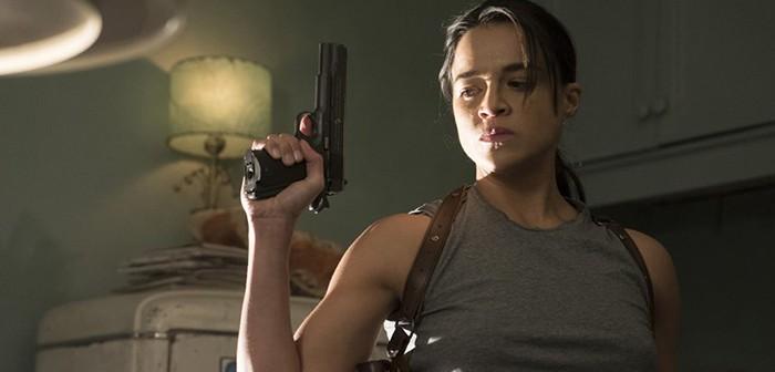 Michelle Rodriguez en trans dans Tomboy a Revenge's Tale !