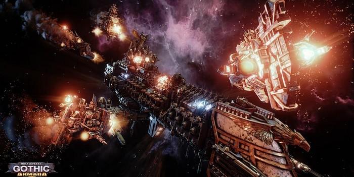 [Preview] Battlefleet Gothic: Armada