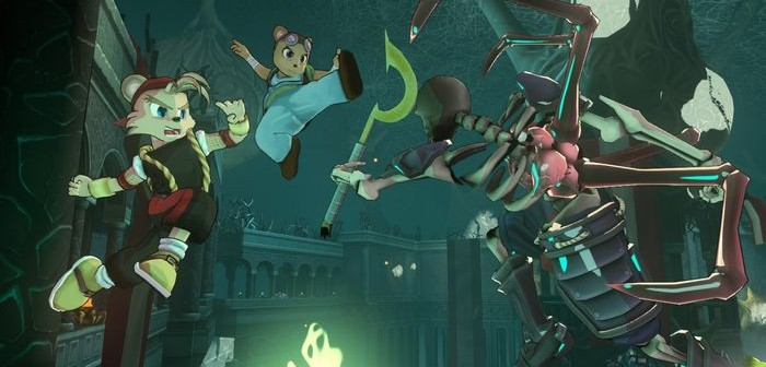 Shiness : the Lightning Kingdom dévoile un trailer de gameplay
