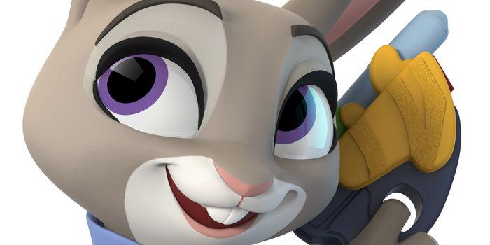 Les personnages de Zootopie débarquent dans Disney Infinity !
