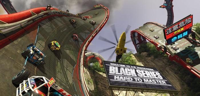 TrackMania Turbo prêt pour un départ le...