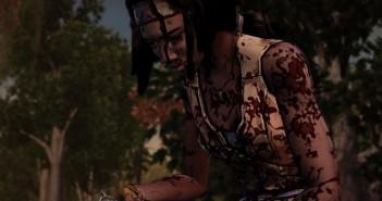 The Walking Dead : Michonne, les premières minutes du jeu !
