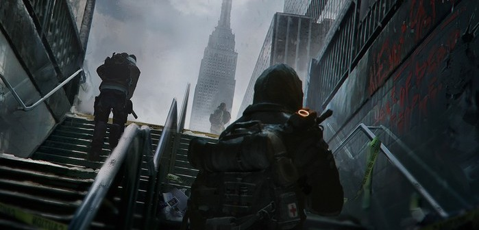Tom Clancy's The Division, la version PC en vidéo !