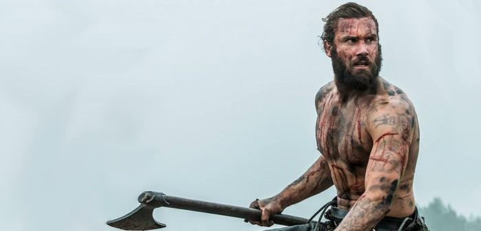Un Vikings sera un jeune Liam Neeson dans la série Taken !