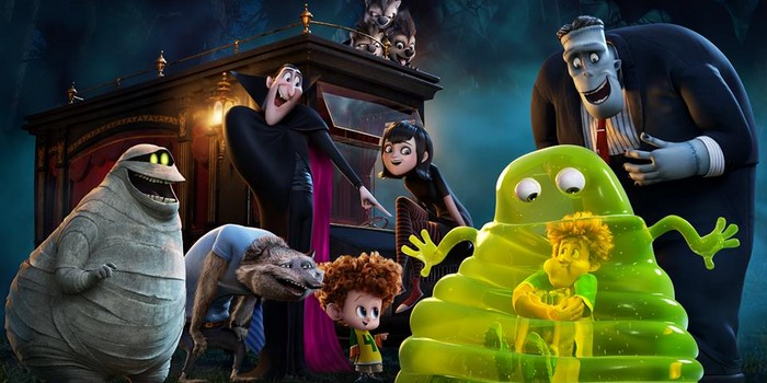 [Critique DVD] Hôtel Transylvanie 2 : American (no) Horror Story