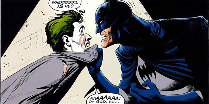 Batman The Killing Joke : première image et casting confirmé !