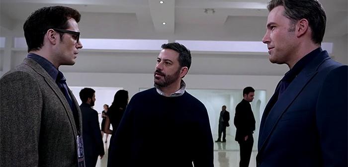 Batman v Superman : une scène coupée avec Jimmy Kimmel !