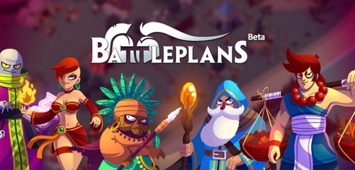 Battleplans, le jeu de stratégie cross-platform ouvre sa Beta