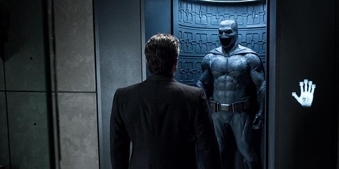 Ben Affleck vient d'écrire un script « cool » pour Batman !