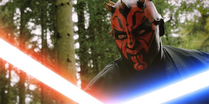 Darth Maul : Apprentice – un fan-film de Star Wars épique !