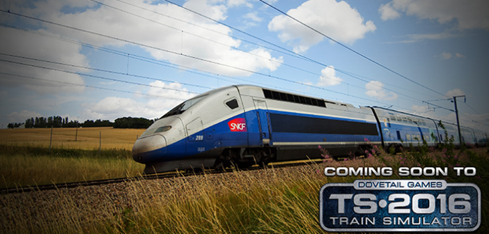 Train Simulator 2016 se paie la SNCF