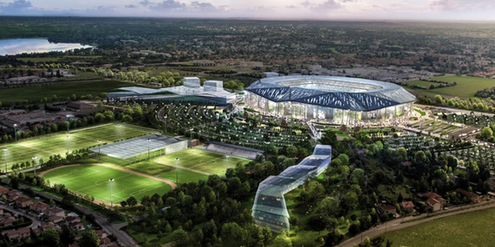 Fifa : record d'affluence au Parc Olympique Lyonnais !